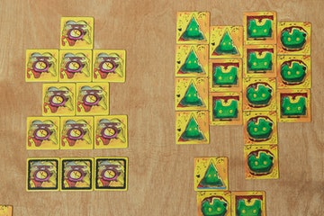 Castellion Board Game