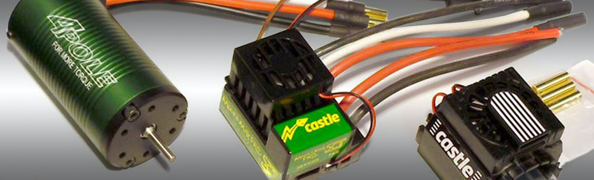Castle Creations Mamba Max Pro SCT Combo 2400kv