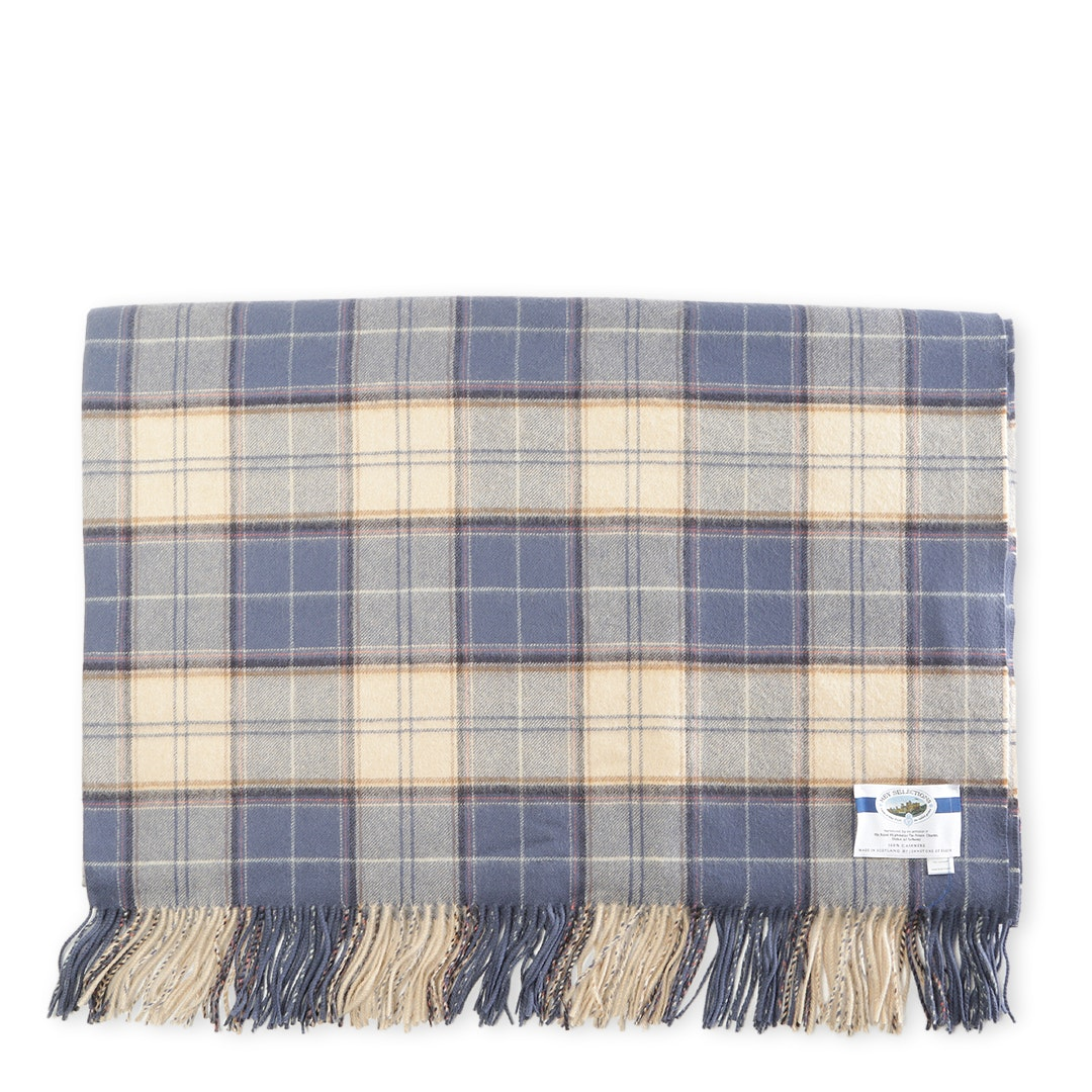 Castle of Mey Cashmere Throws