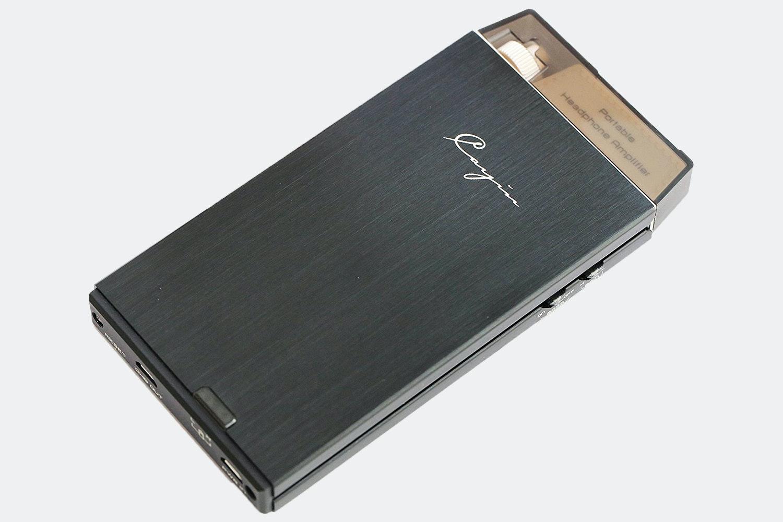 C5 Amp – black