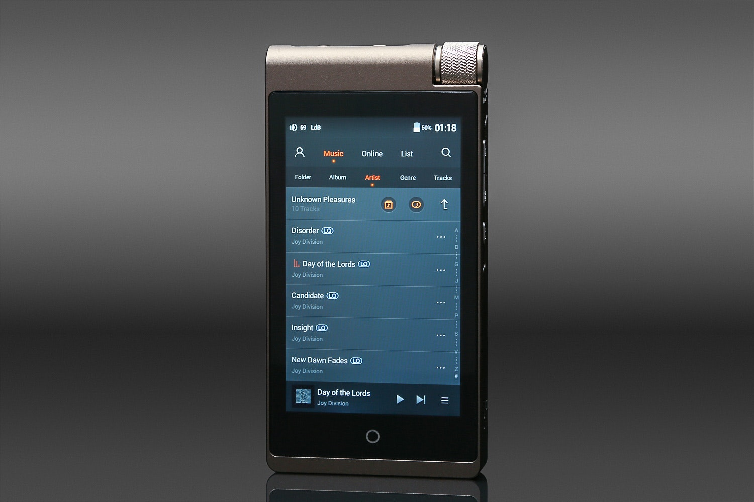 Cayin i5 Android Digital Audio Player
