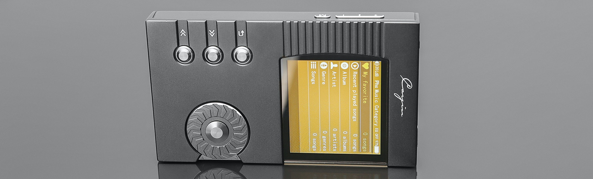Cayin N5 Digital Audio Player