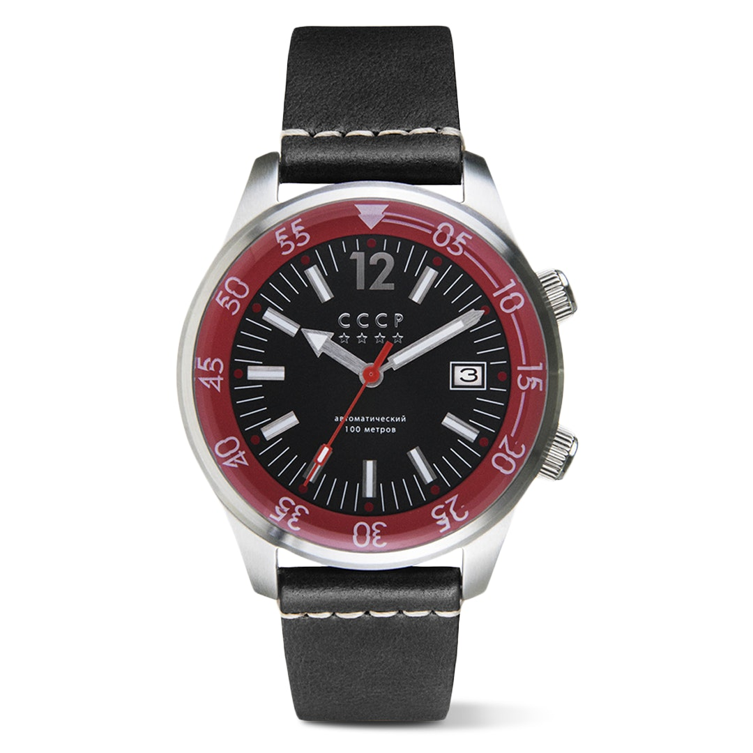CCCP Black Sea CP-7043 Automatic Watch