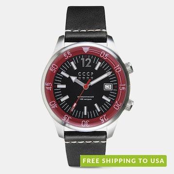 CCCP Black Sea CP-7043 Automatic Watch