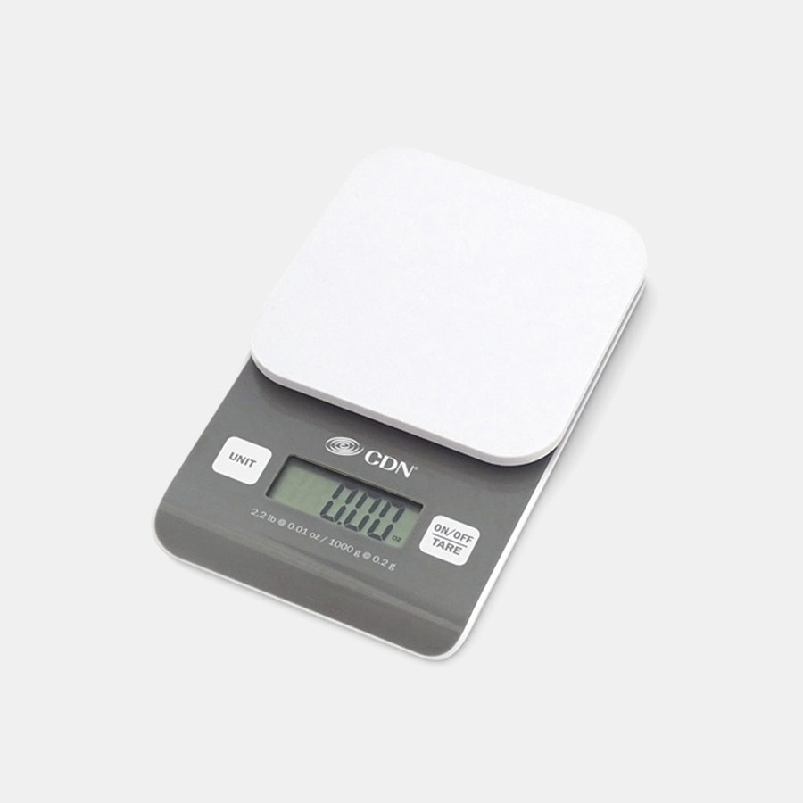 CDN Digital Precision Scale (2 lb/1,000 g)
