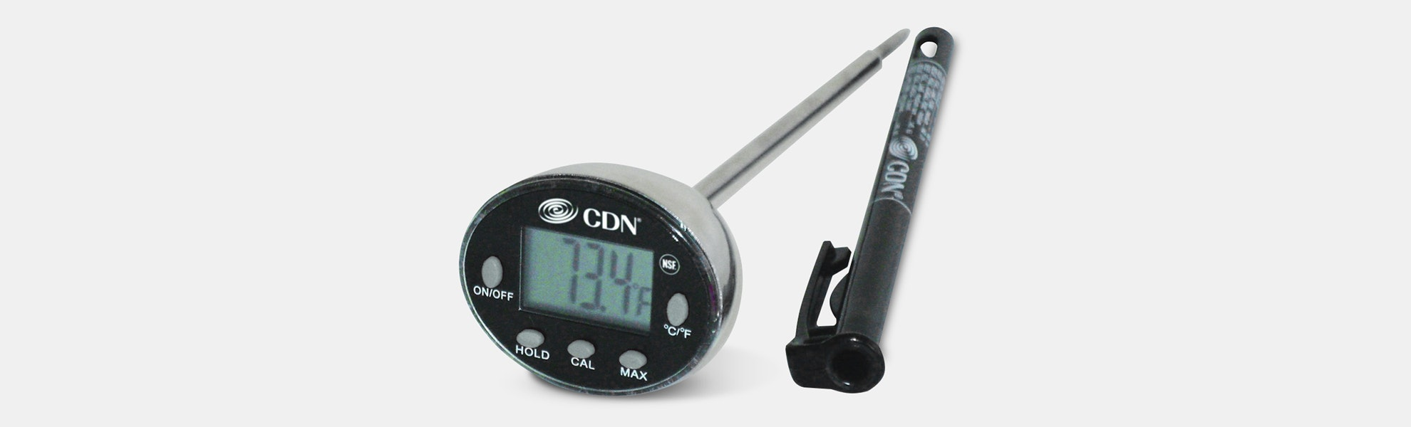 CDN DTQ450X ProAccurate Instant-Read Thermometer