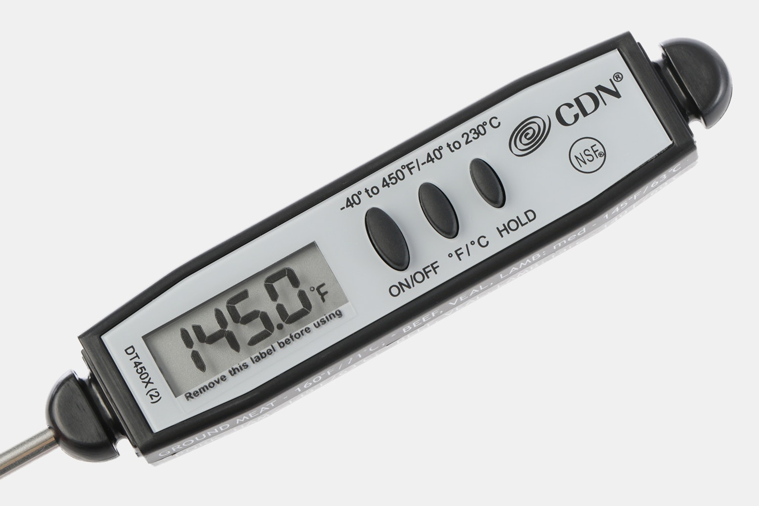 CDN ProAccurate Digital Pocket Thermometer