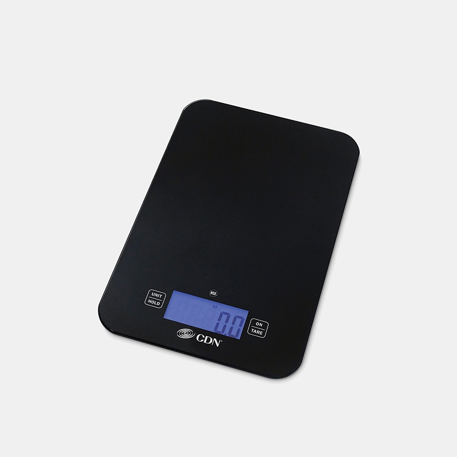 CDN ProAccurate Digital Glass Scale (15 lbs)
