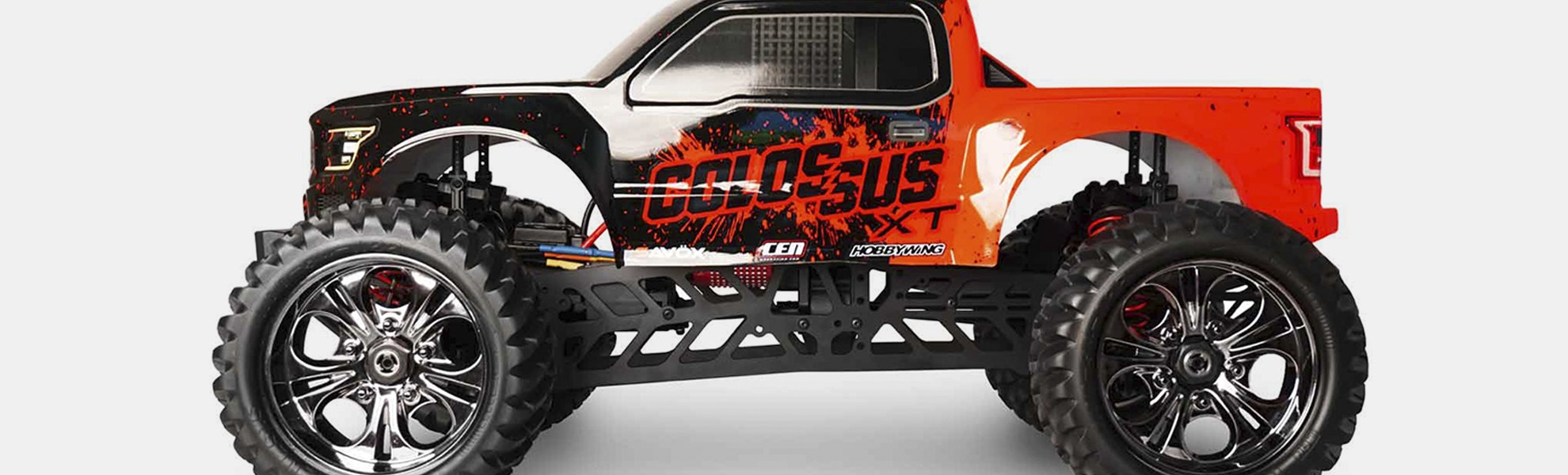 CEN Colossus XT Mega Monster Truck RTR