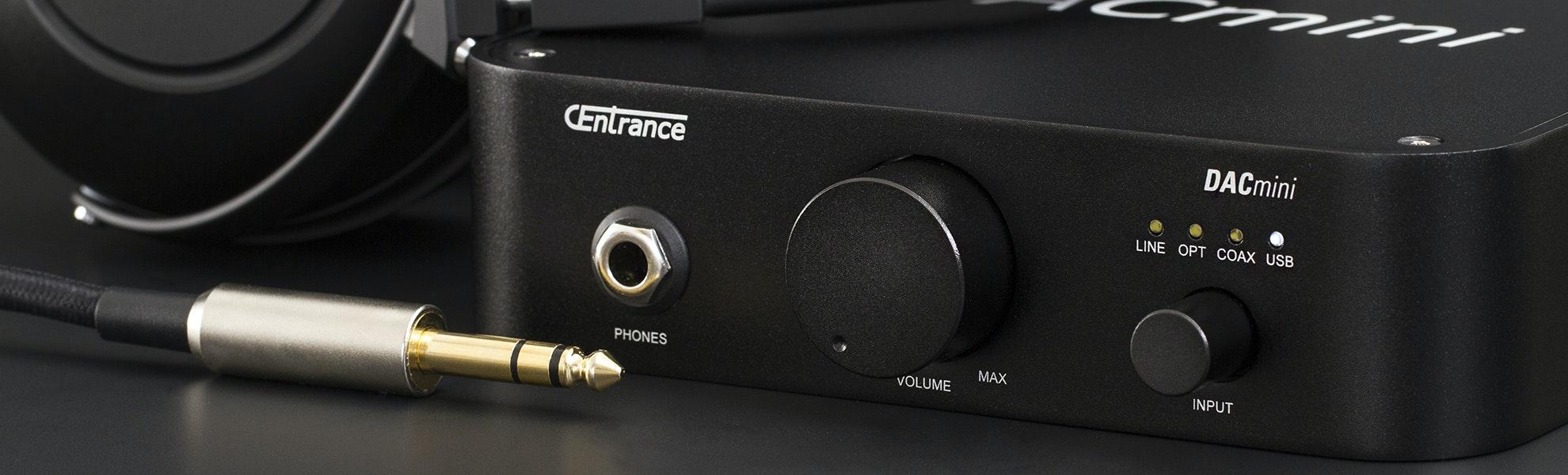 CEntrance DACmini PX Integrated Amp/DAC