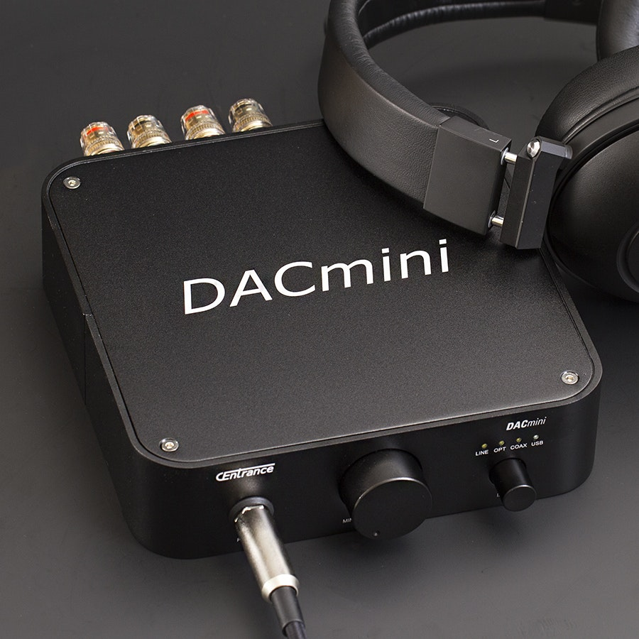CEntrance DACmini PX Integrated Amp/DAC