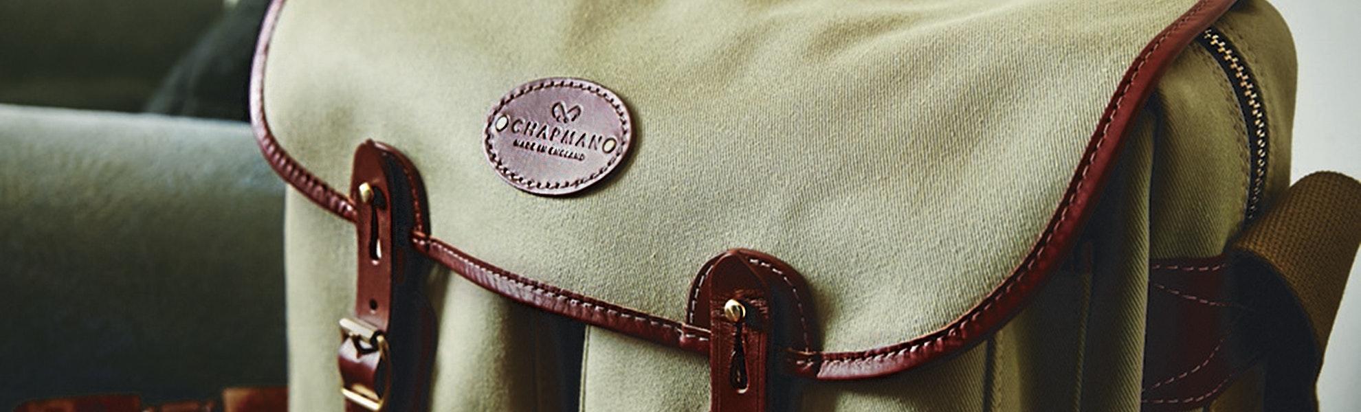 Chapman City Rambler Bag