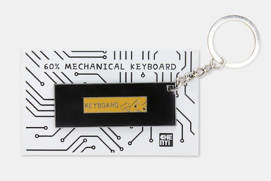 Chenyi Keyboard Keychain (2-Pack)