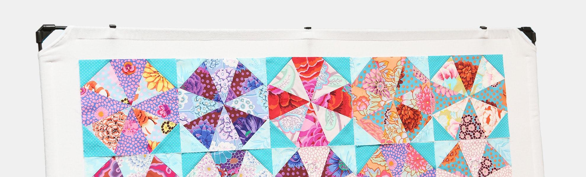Cheryl Ann's Design Wall