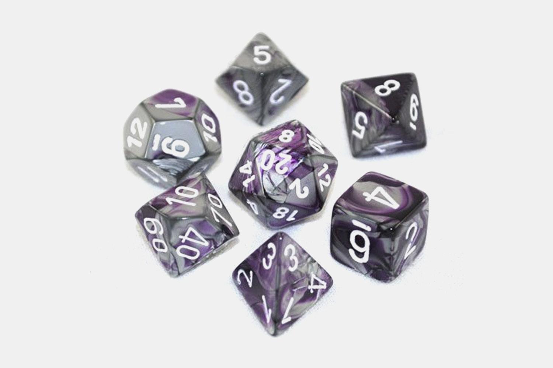 Purple-Steel/White