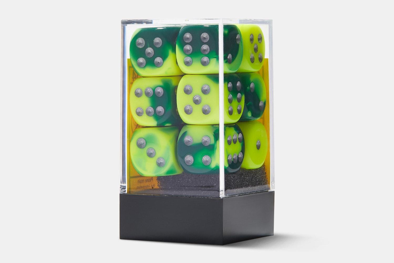 Green-Yellow/Silver