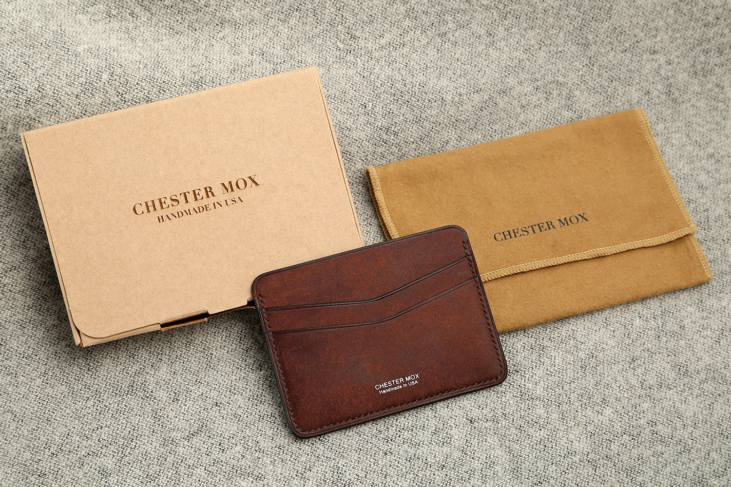 Chester Mox #56 Slim Wallet