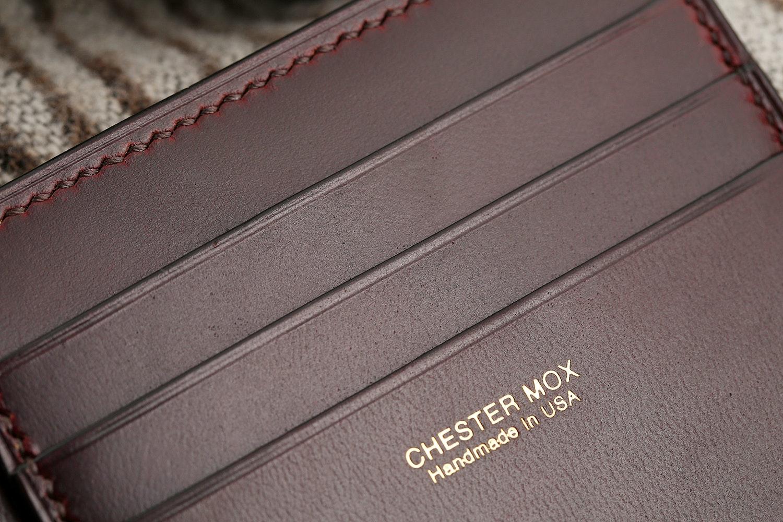Chester Mox #90 Bifold