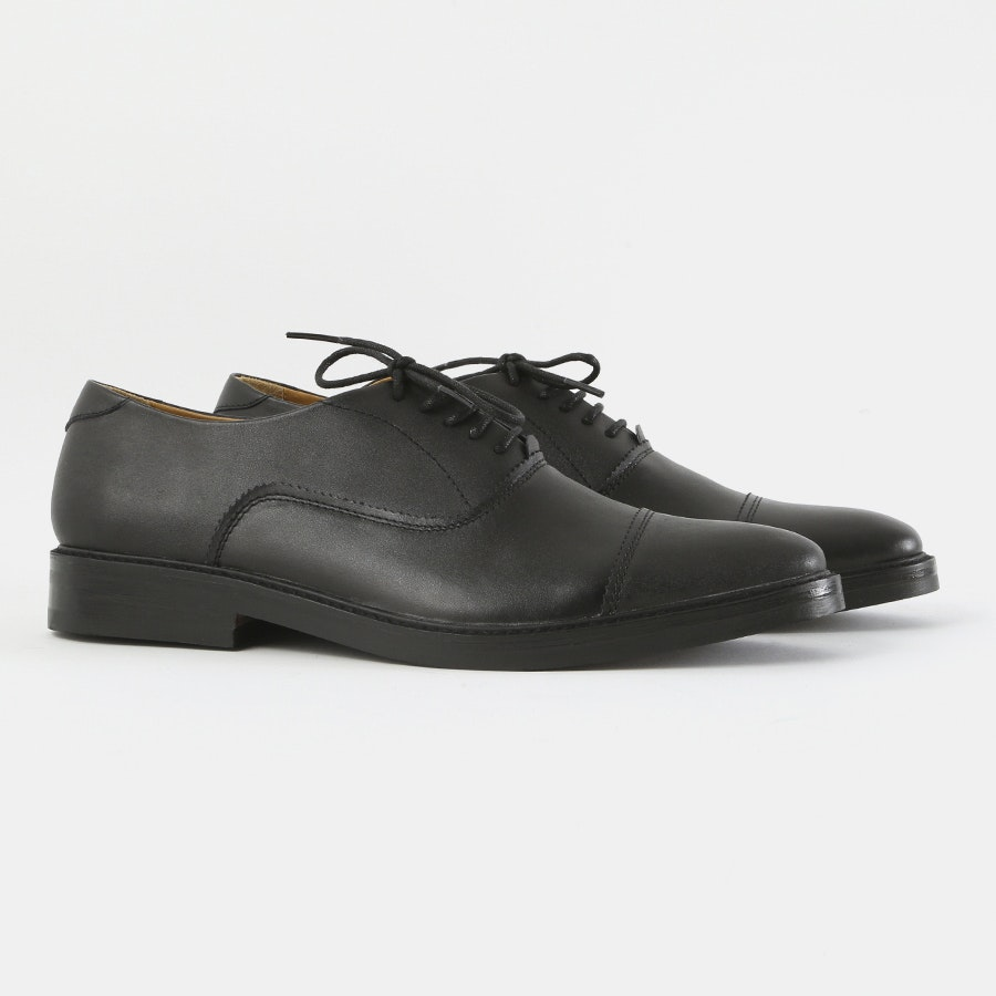 Chevalier Captoe & Monkstrap Shoes