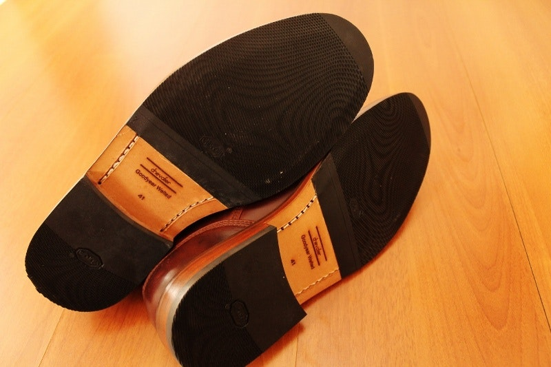 Vibram Rubber Sole
