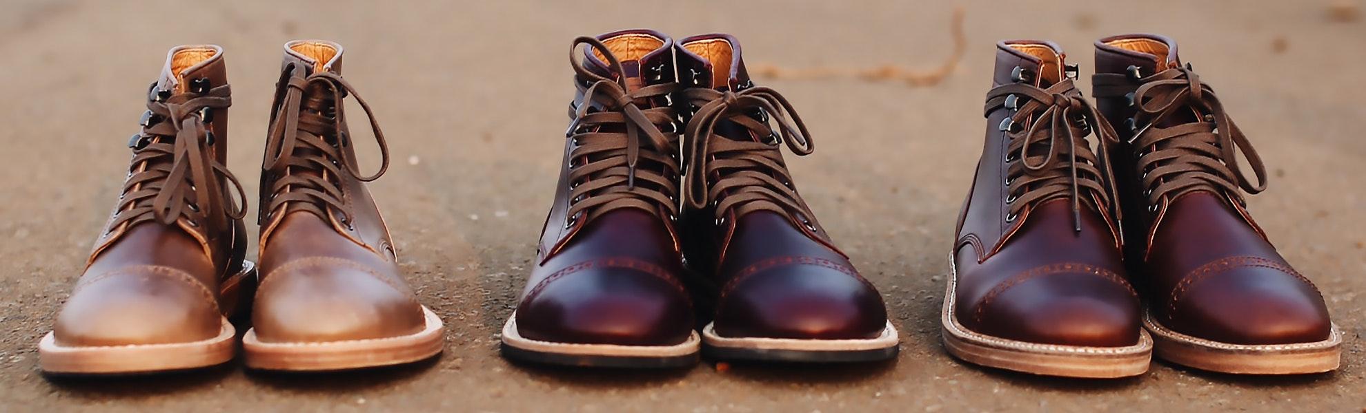 Chevalier Captoe Chromexcel Boot