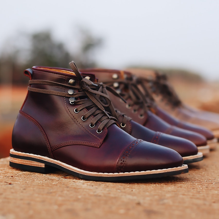 Chevalier Captoe Chromexcel Boot