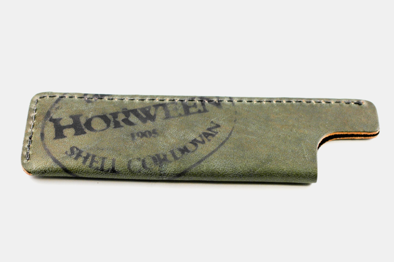 Olive Green Cordovan (for Model 1) (+$25)