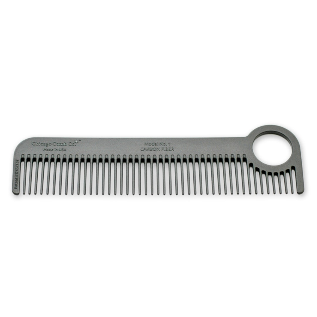 Chicago Comb Co. Carbon Fiber Combs
