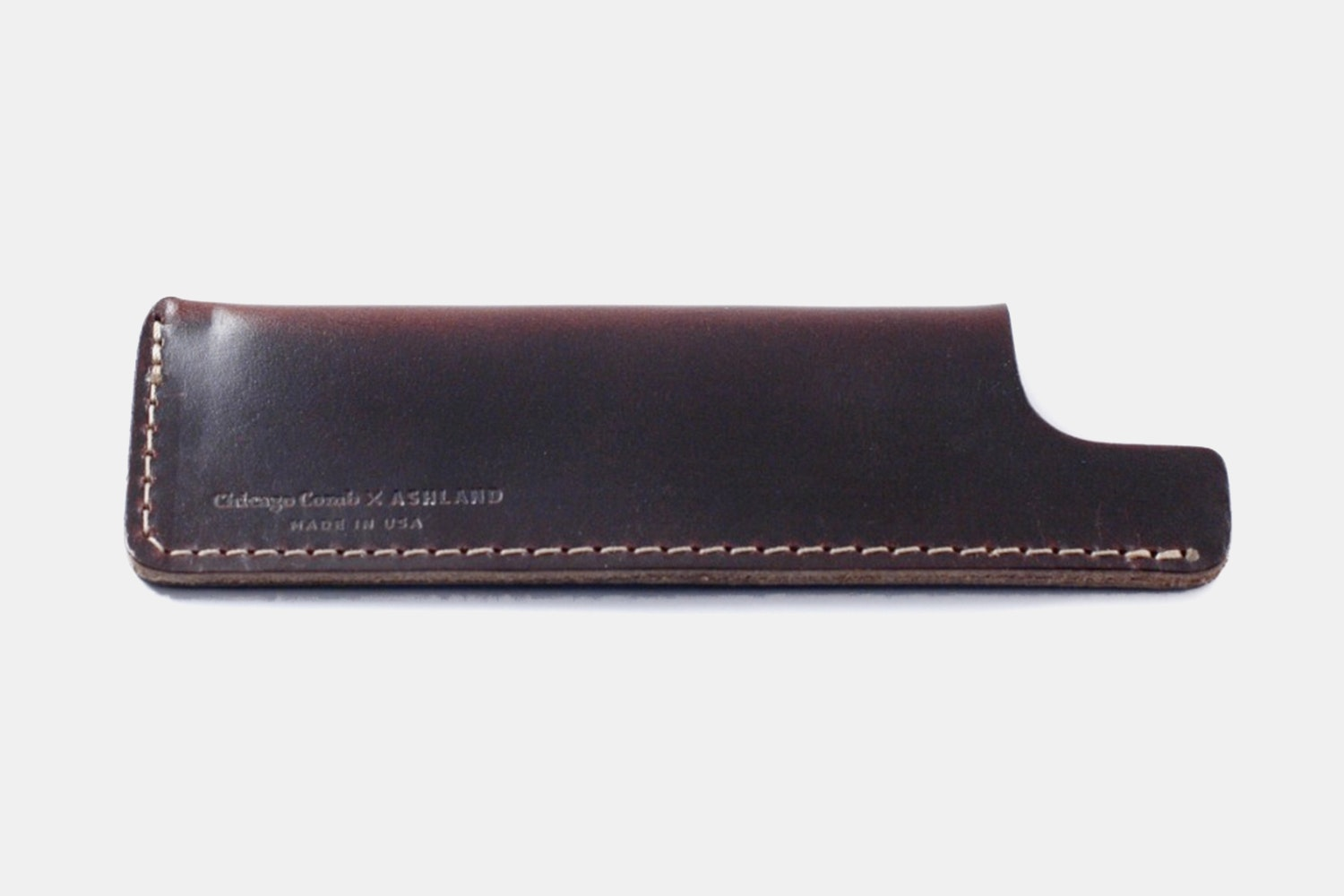 Regular Size - Mahogany Brown Chromexcel (+$15)