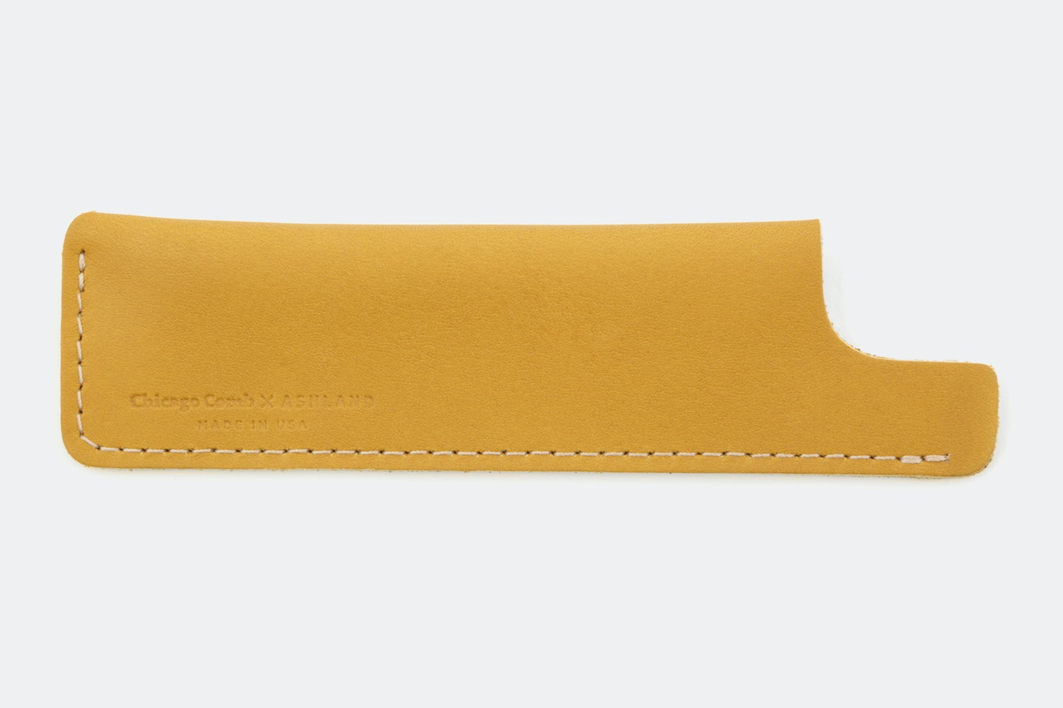 Small Size - Horween Austin Yellow (+$15)