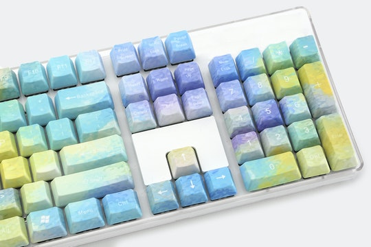 Childhood PBT All Over Dye-Subbed Keycap Set