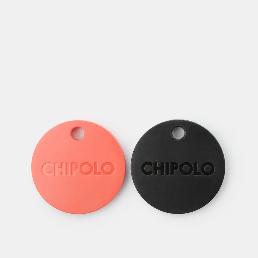 ChipoloPlus Key Tracker (2-Pack)