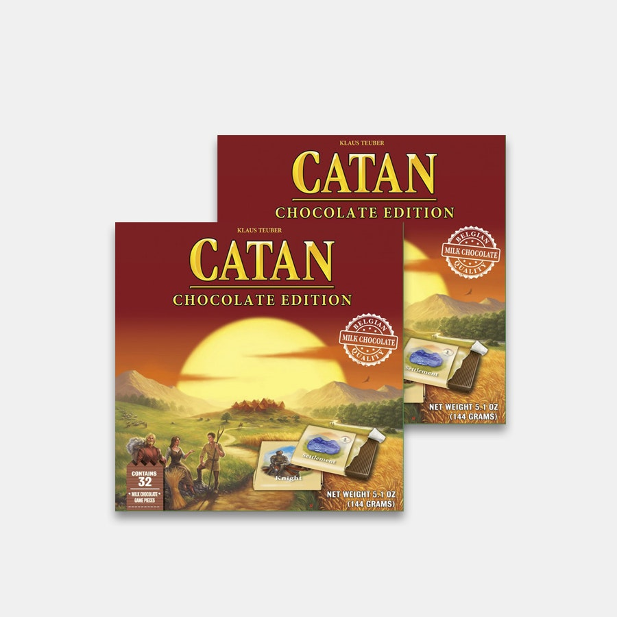 Chocolate Catan (2-Pack)
