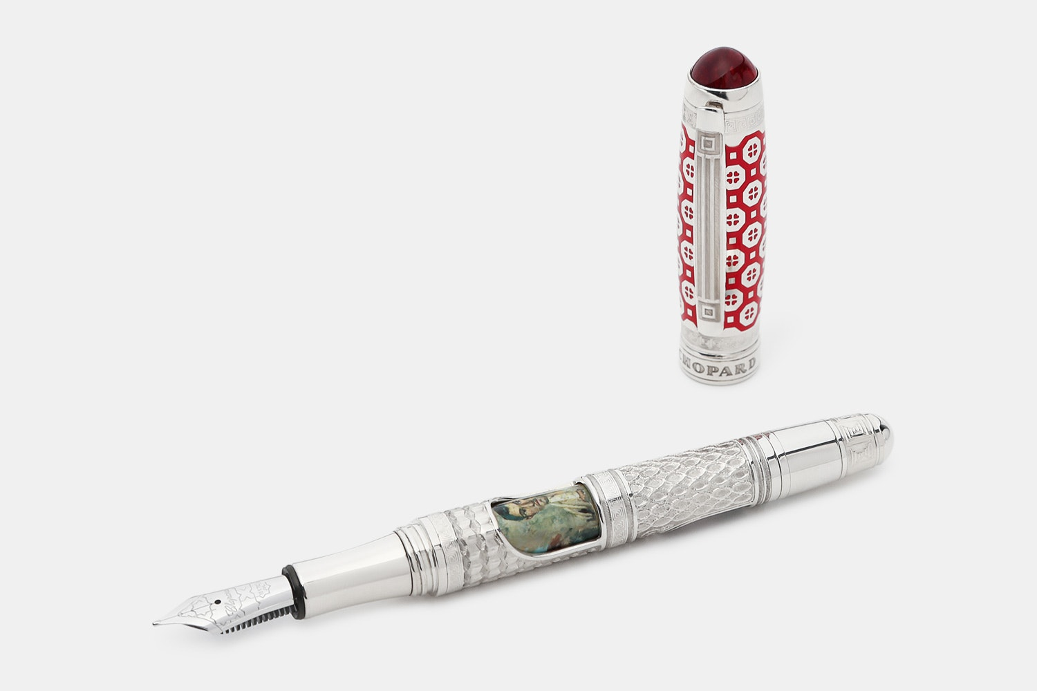 Chopard Limited-Edition Pompeii Fountain Pen