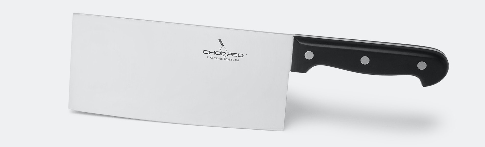 Chopped Champion 7-Inch Cleaver
