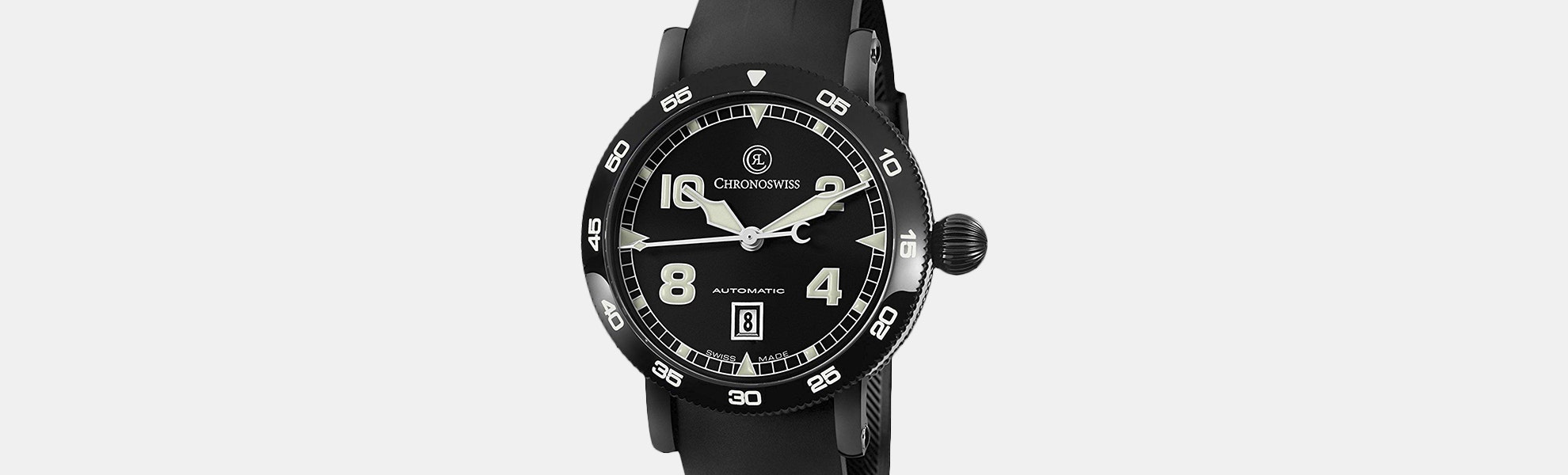 Chronoswiss Timemaster Automatic Watch