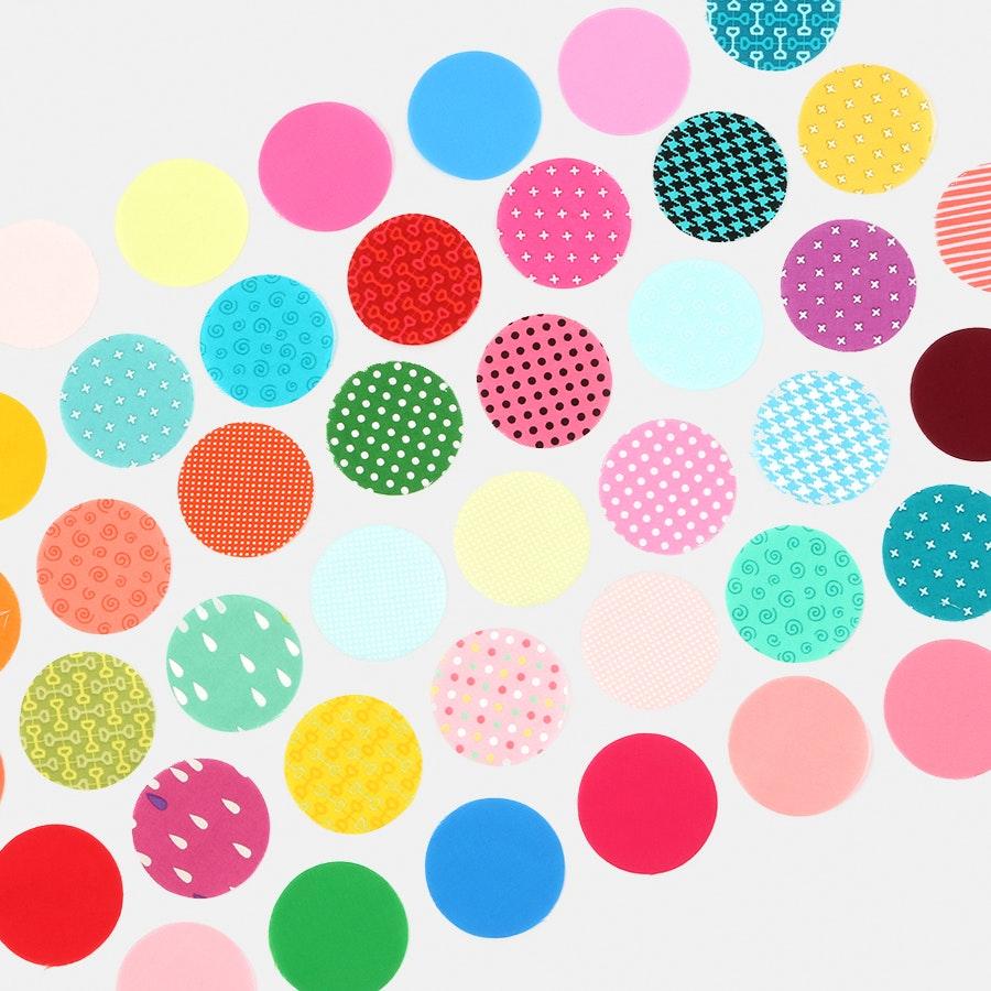 Circle Precuts by Lecien (4-Pack)