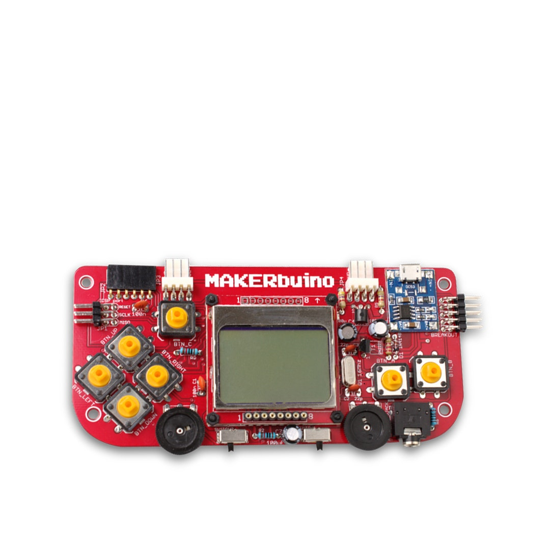 MAKERbuino STEM Education Kit