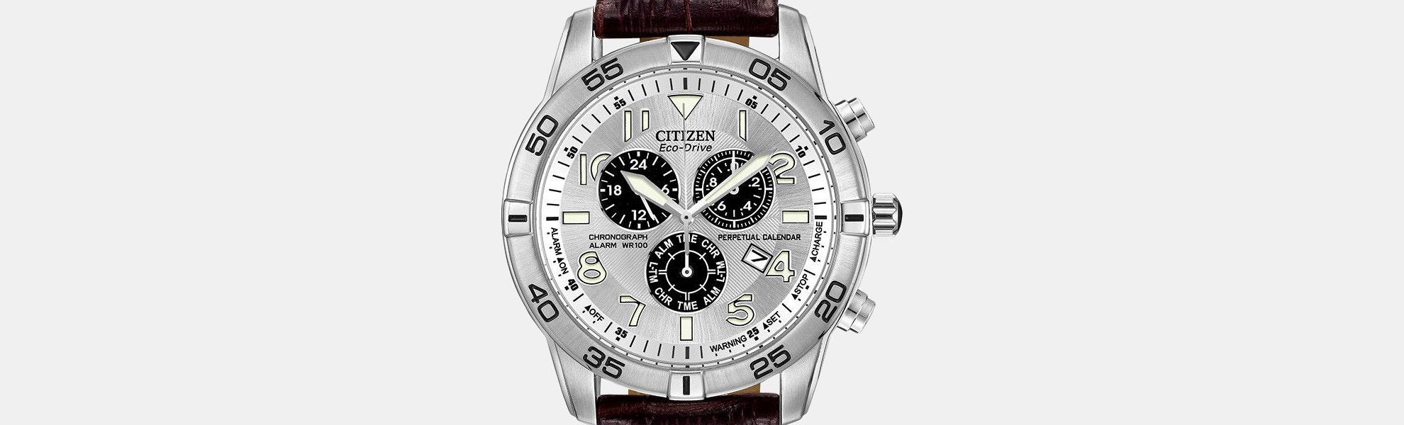 Citizen BL5470 Eco-Drive Solar Watch