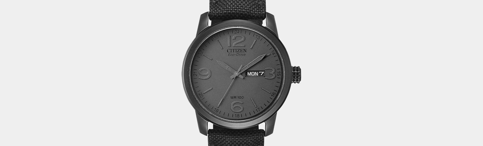 Citizen Chandler BM8475 Eco-Drive Solar Watch