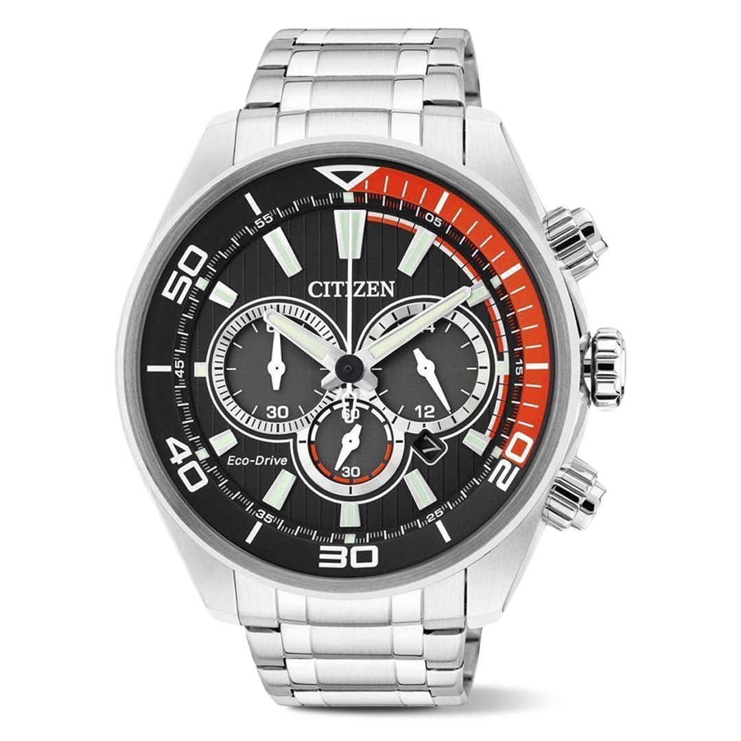 Citizen Eco-Drive CA4330 Solar Watch