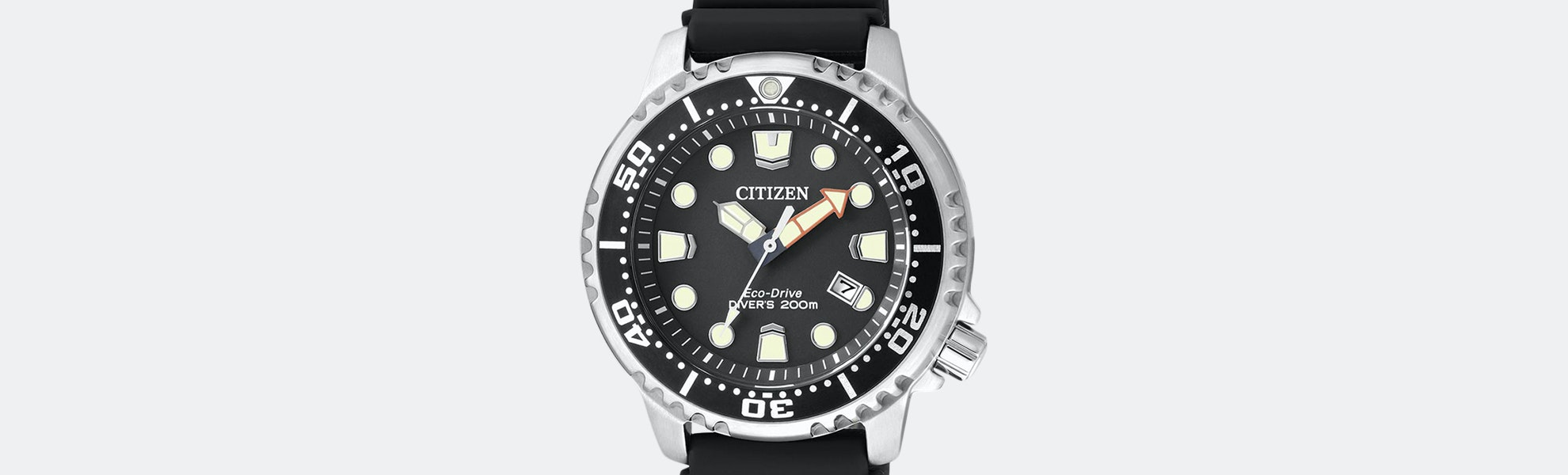 Citizen Eco-Drive Promaster Solar Dive Watch