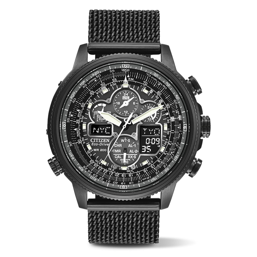 Citizen Promaster Navihawk A-T Solar Watch