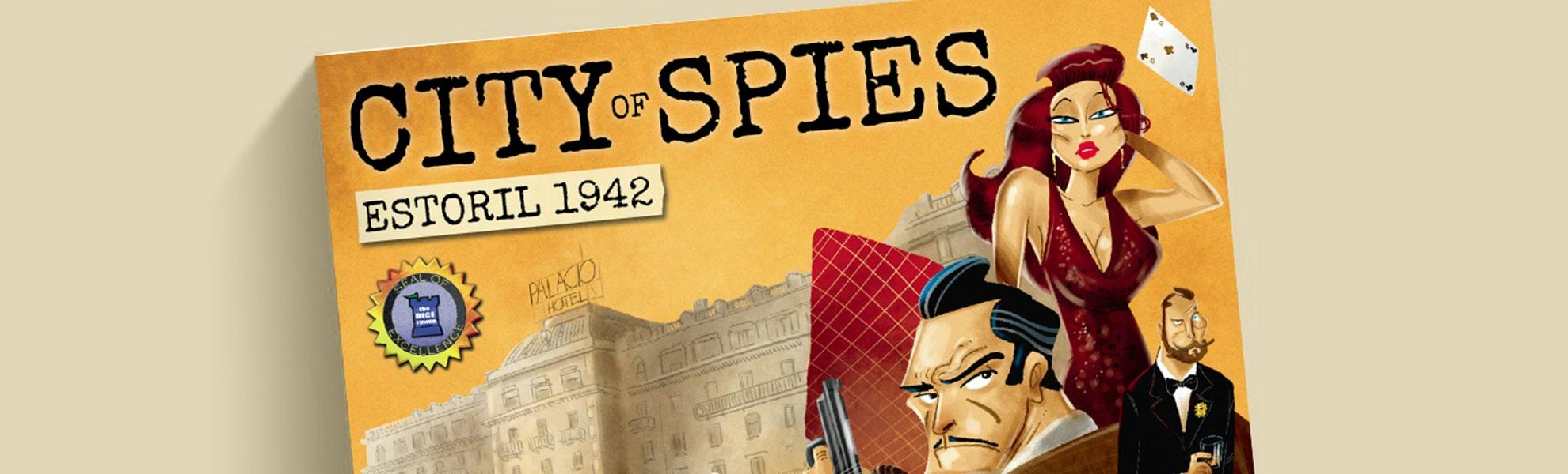 City of Spies: Estoril 1942 Pre-Order