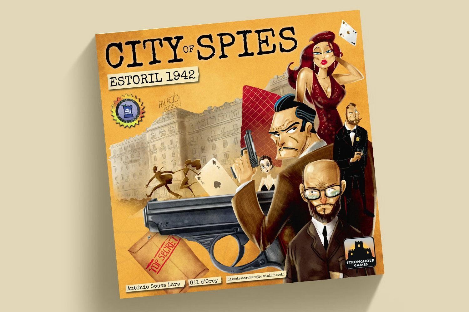 City of Spies: Estoril 1942 Pre-Order