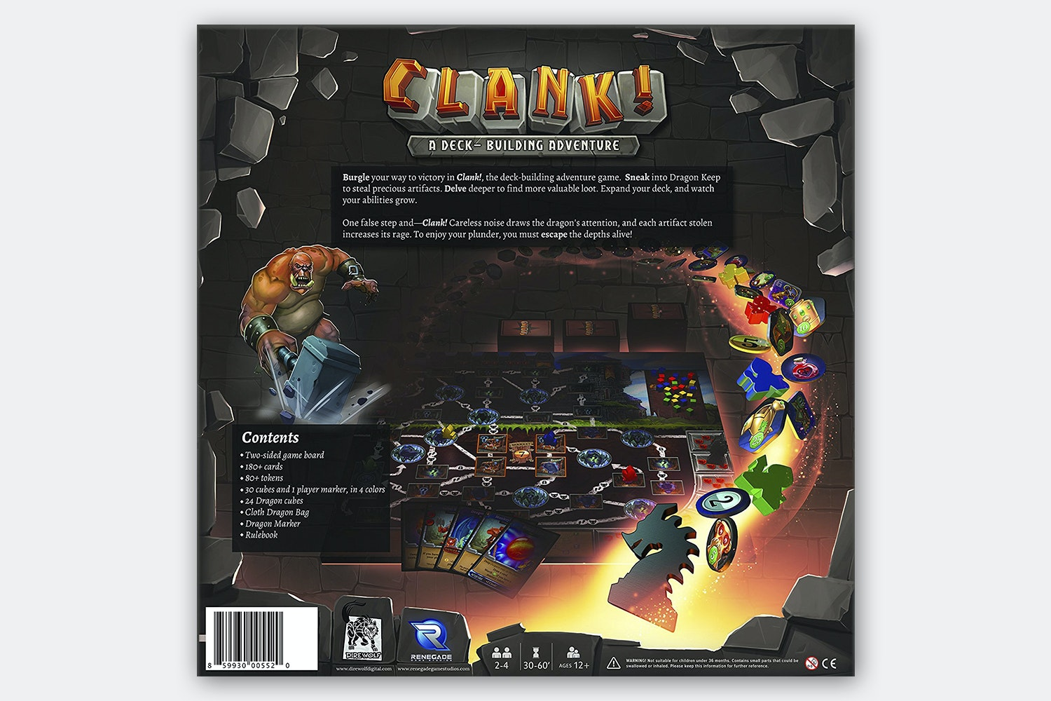 Clank! Bundle