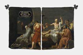 Poison Dice Bag BY Jacques-Louis David