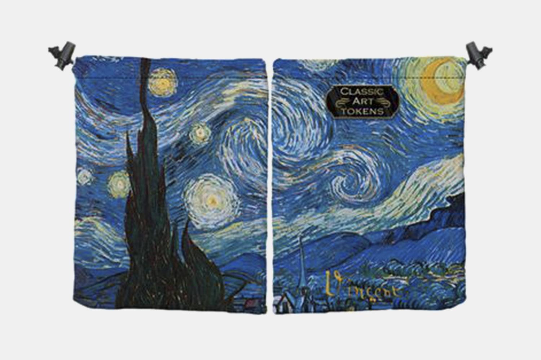 Emblem Dice Bag BY Vincent Van Gogh