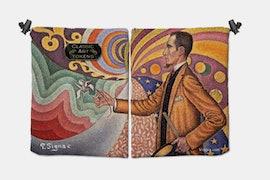 Manifest Dice Bag BY Paul Signac