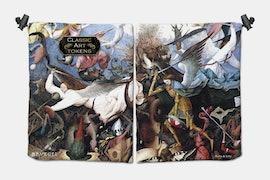 Angel Dice Bag BY Pieter Bruegel The Elder